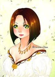 Commission - Kenza by Sorina-chan