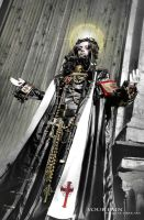 Trinity Blood: Priest by Eternal-Jesus