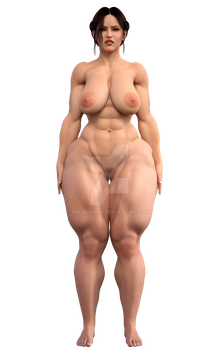 Fit MILF Action Figurine by thunderrr