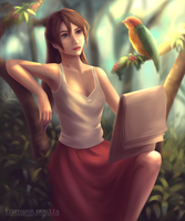 Jane Porter by Wickellia