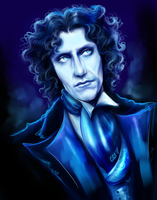 8th Doctor Who again by FairyGodfather