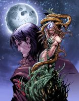 Witchblade colors... by SplashColors