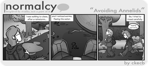 Normalcy-10:Avoiding Annelids by NormalcyStudios