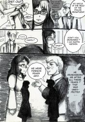 Scarlet Killer - Page 9 by RaineYellow