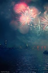 Celebration in Boston by MyLifeThroughTheLens