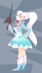 Weiss Girly by sky665