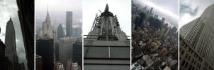 Empire State Building NYC by JonBeanHastings