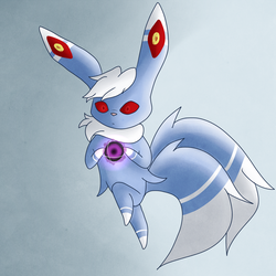 Meowstic by Kaguray