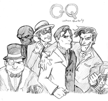 Gotham Quarterly by DetectiveX