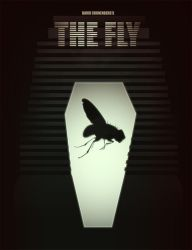 The Fly poster by Deimos-Remus