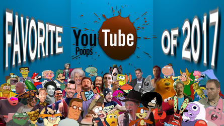Thumbnail for ''My Favorite YTPs of 2017'' by JimmyDPooper