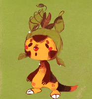 Chespin :) by Teatime-Rabbit