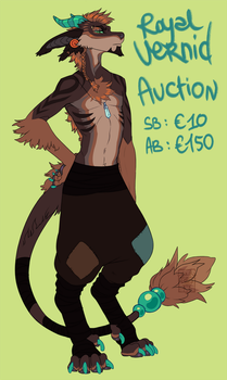 Royal Vernid Auction 2018-02-08 by LiLaiRa