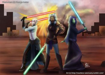 COMM: Star War's Angels by witch-girl-pilar