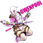 Gwenpool by MJeevas508