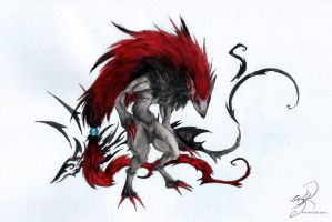 Pokemon Zoroark