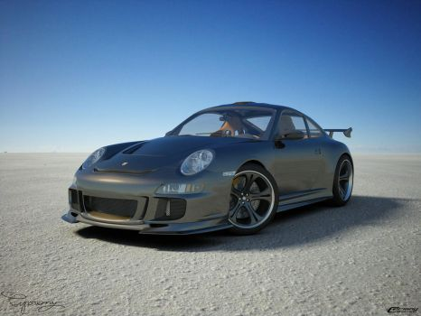Porsche 911 GT3 Tuned v3 by cipriany