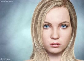Jenni 01 by Woodys3d
