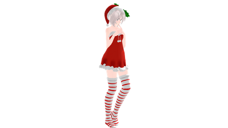 [MMD] Merry Christmas! (+DL) by fagonstar
