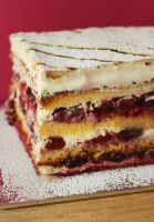 Mille Feuille Gateau by cakecrumbs