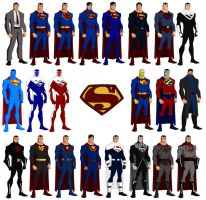 Supermen by Majinlordx