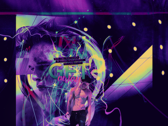 Lost in Arts Neon Blend by Lost-in-Arts
