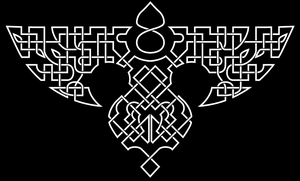 Tribal - The Pheonix Cross Knot by MechanicalE