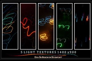 Light Texture Pack 1 by Elfa-dei-boschi