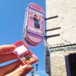 Voodoo Doughnuts Sign and miniatures by TheMicroBakery