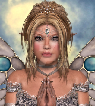 Beautiful Fae of MineL by CaperGirl42