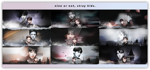 psd // stray kids. (stop) by yunniejacksonyi
