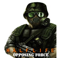 HL1 Opposing Force Dock Icon by Achronos118