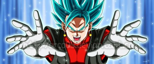 Xeno Vegetto by orco05