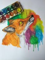 Colors of life by WickedFox321