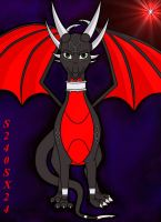 Adult Cynder by S240sx24