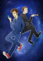 DW - Two of a kind by Rory221B