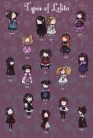 All of the lolitas by secondlina