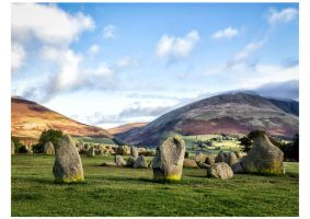 Castlerigg stone circle by AngelsOdyssey