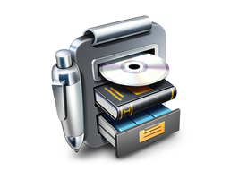 Librarian Pro App Icon by Ramotion