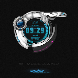 WT MUSIC PLAYER by Wtidus