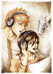 IchiRuki - Recording by 0ayu-chan0