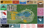 Belleview Tourist Map by Sapiento