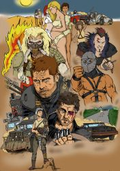 Madmax by vincoboy