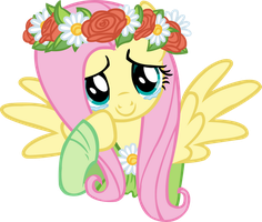 MLP Magical Mystery Cure Fluttershy vector by kapicator