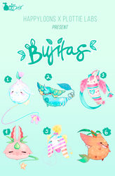 [OPEN] Easter Specials: Bujitas! by MMXII