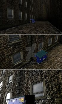 3D Texture Mapping - Texturing Exercise 2 by unsungivy