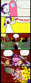 So Ends Ponyville by Hapoppo