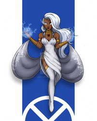 X-Series:  Storm by SubduedMoon