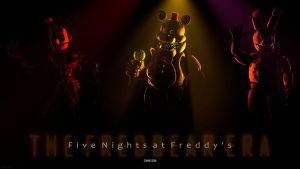 FNaF: The Fredbear Era. (SFM) by ScatmanGu