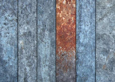 Weathered Silver Metal Textures by sdwhaven